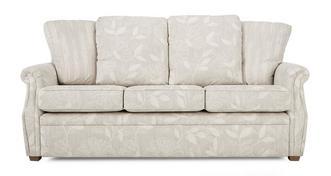 Pinter Fabric B 3 Seater Pillow Back Fixed Sofa