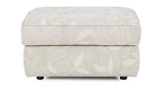 Pinter Fabric B Storage Footstool