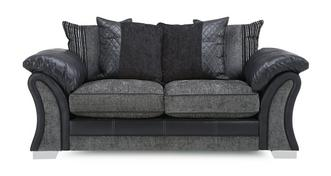 Pioneer Large 2  Seater Pillow Back Sofa