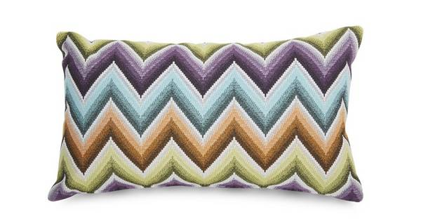 Pizzazz Pattern Bolster Cushion