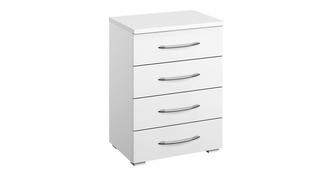 Plaza 4 Drawer Chest