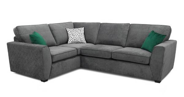 Seater Deluxe Corner Sofa Bed Plaza Dfs, L Shape Sofas Dfs