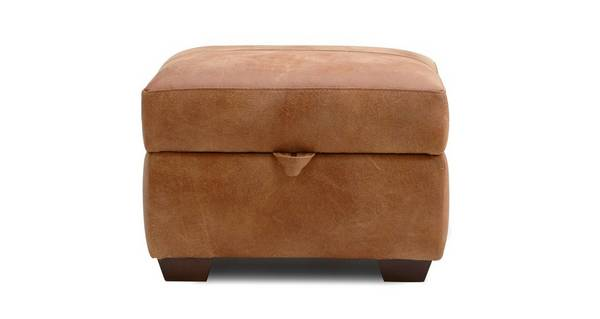 Portici Storage Footstool
