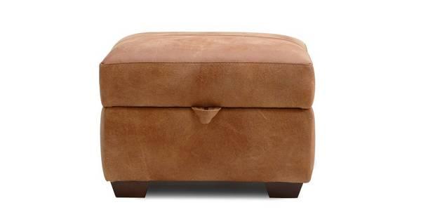 Portici Storage Footstool
