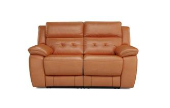 Porto 2 Seater Manual Recliner Premium