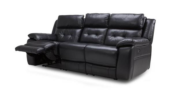 Porto 3 Seater Electric Recliner