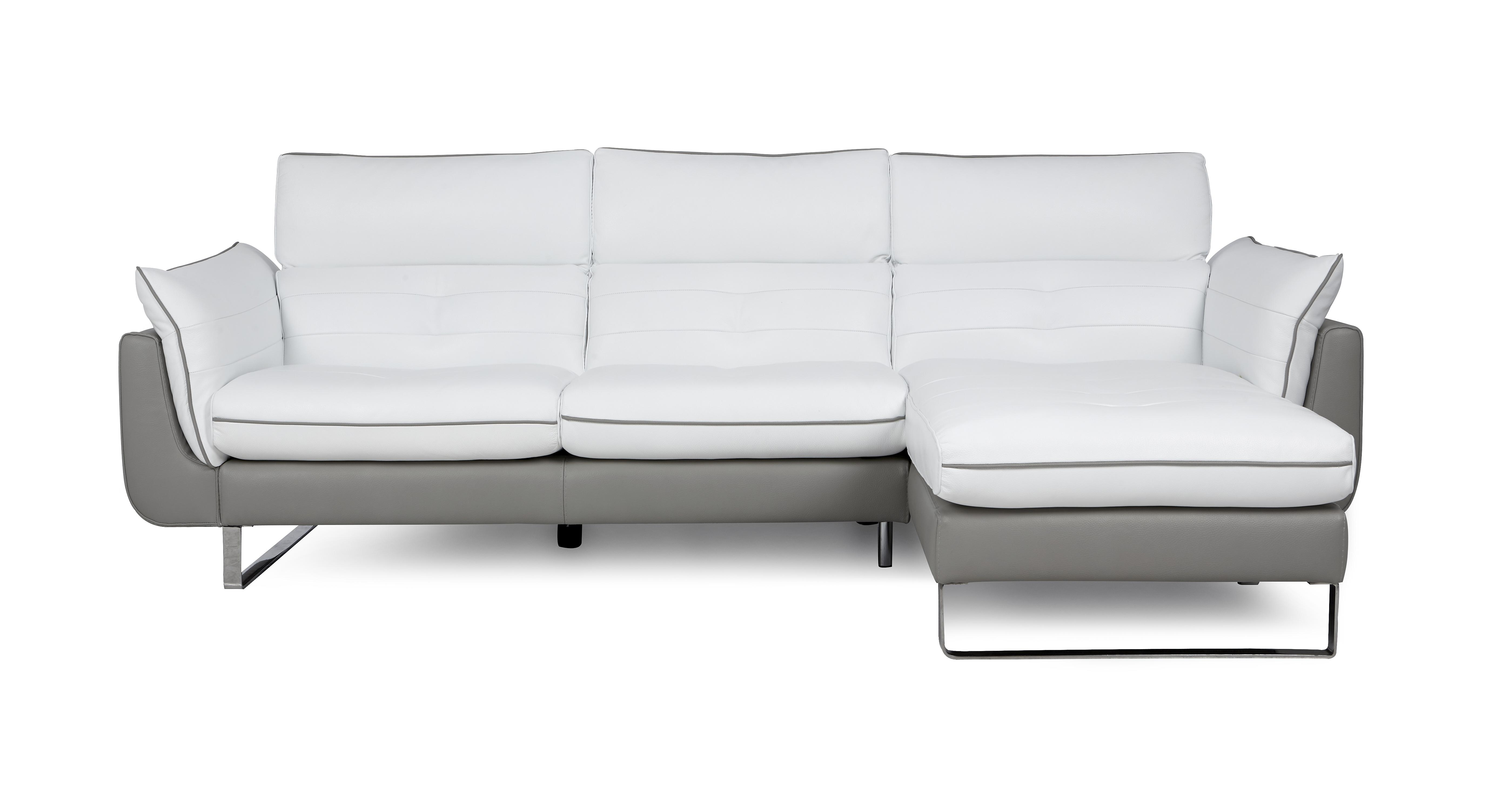 Positano right hand facing chaise end sofa taiga dfs for Chaise end sofa