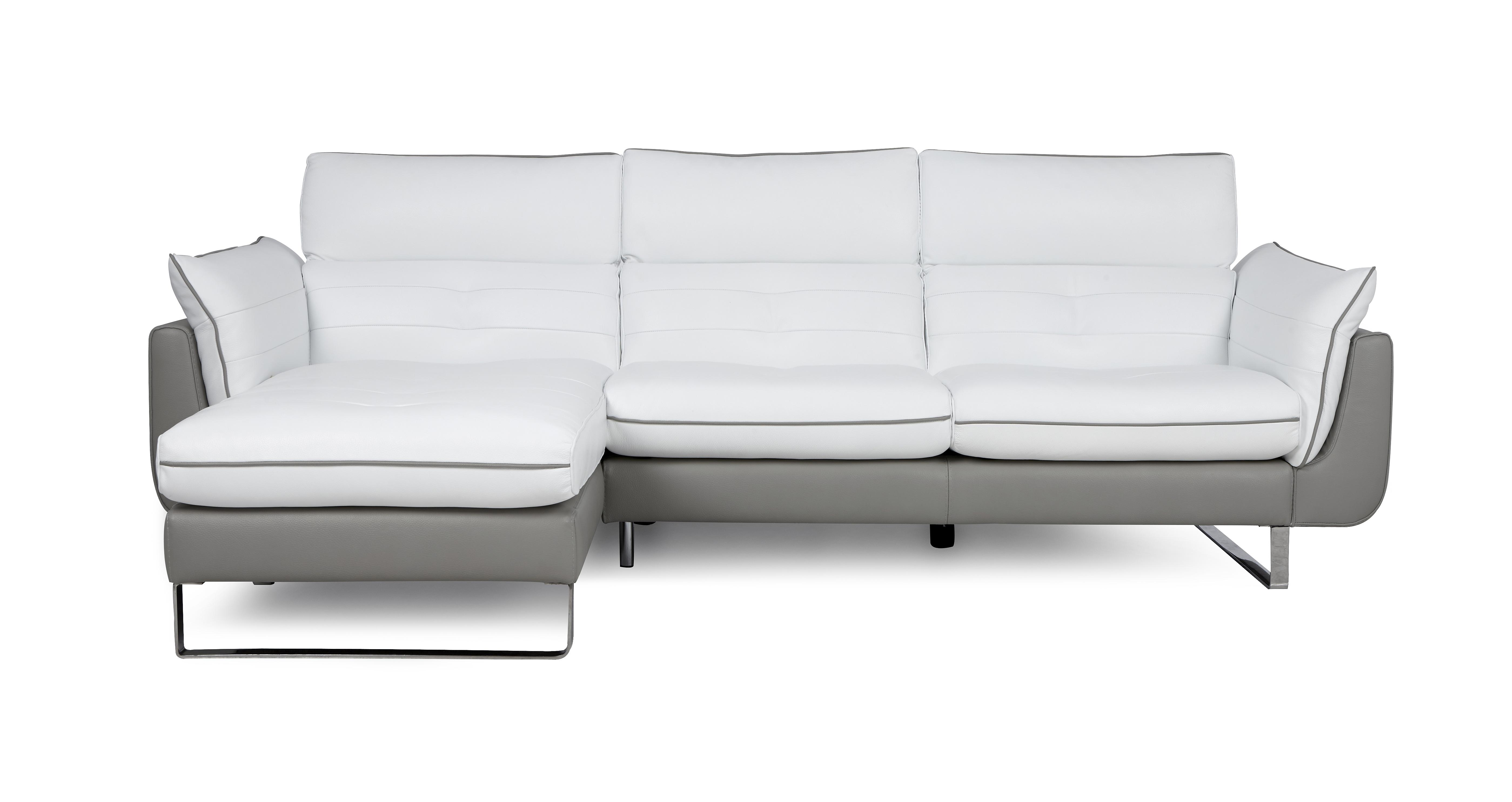 Positano left hand facing chaise end sofa taiga dfs for Chaise end sofa