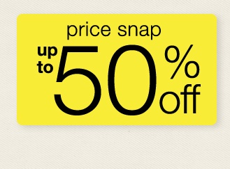 DFS Price Snap upto 50% Off