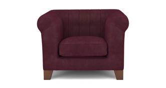 Primrose Velvet Armchair