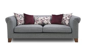 4 Seater Sofa Orkney Plain