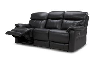 Pryme 3 Seater Electric Recliner Premium