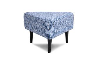 Triangle Footstool Dotty