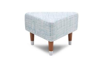 Triangle Footstool Hatch