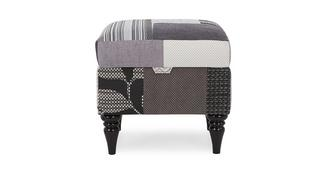Quant Patch Storage Footstool
