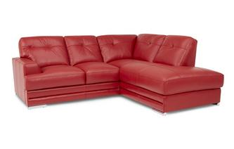 Left Hand Facing Arm Corner Sofa Venezia