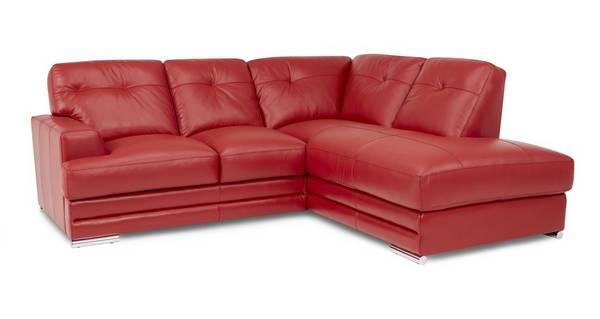 Quantum Left Hand Facing Arm Corner Sofa