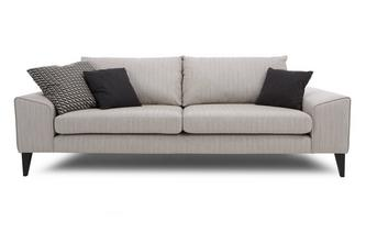 4 Seater Sofa Quartz