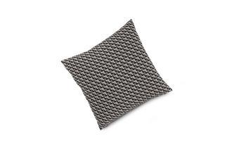 Grote gedessineerde sierkussen Quartz Pattern