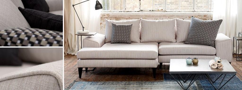 05993a96e68 Quartz Left Hand Facing Chaise Sofa | DFS Ireland