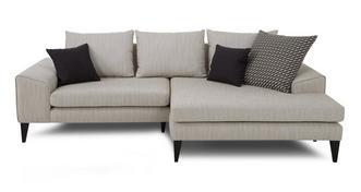 Quartz Rechtszijdige Chaise sofa