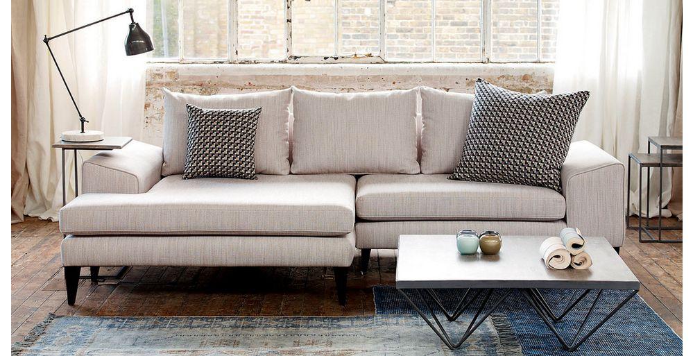 Угловой диван Quartz
