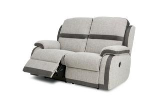 2 Seater Manual Recliner Tetris