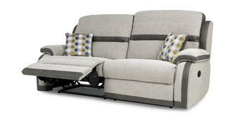 Quatro 3 Seater Electric Recliner