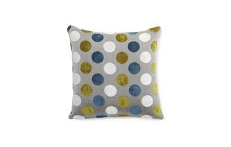 Pattern Scatter Cushion Tetris
