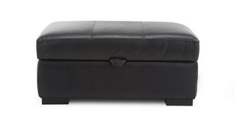 Quentin Large Storage Footstool