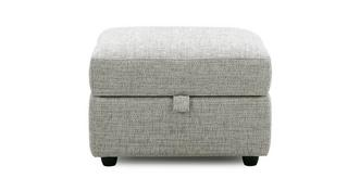Quinn Large Storage Footstool