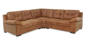 Rafael 3 Piece Corner Sofa
