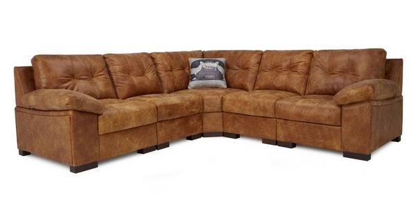 Rafael 5 Piece Corner Sofa