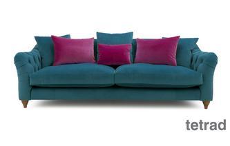 Grand Sofa Classic Velvet