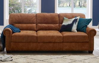 Ramsey 3 Seater Sofa Outback