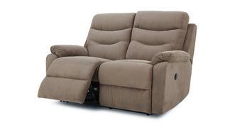 React 2-zitsbank elektrische recliner
