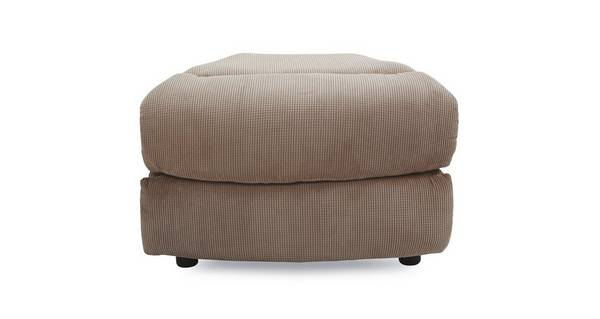 React Wedge Shaped Footstool