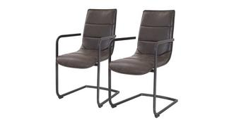 Reeve Set of 2 Dining Chairs