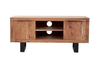 TV Unit 2 Doors 2 Shelves Reeve