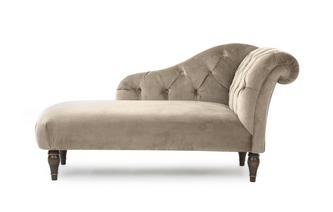 Bedroom chairs in modern traditional styles dfs ireland for Chaise longue dfs