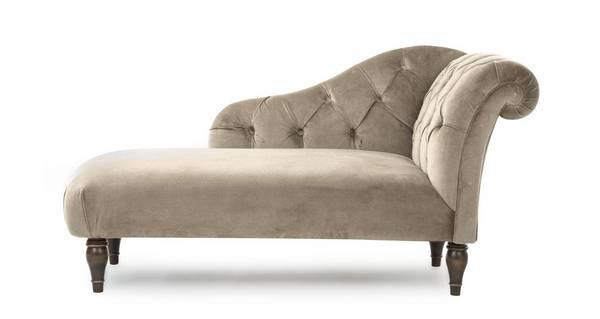 Regal Chaise Longue