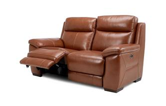 2 Seater Power Plus Recliner Sofa