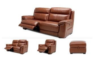3 & 2 Seater Power Recliner, Power Chair & Stool
