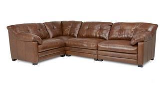 Relax Right Hand Facing 4 Piece Corner Sofa