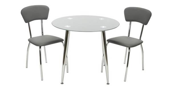 Relish Bistro Table & Set of 2 Chairs
