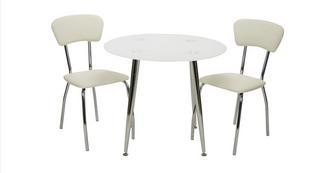 Relish Bistro tafel en set van 2 stoelen