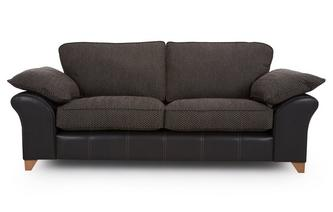 3 Seater Formal Back Sofa Reuben
