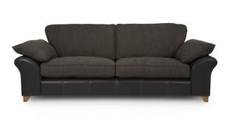 Reuben 4 Seater Formal Back Sofa