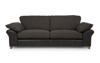 4 Seater Formal Back Sofa Reuben