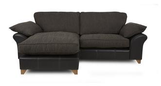 Reuben 4 Seater Formal Back Lounger